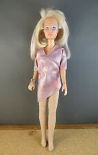 1980's 1985 Hasbro Jem/Jerrica of the Holograms Original Outfit Doll 4000 #128