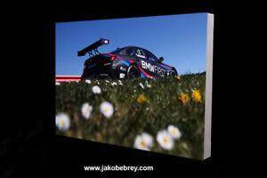BTCC 2021 Colin Turkington Flowers Motor Sport Canvas