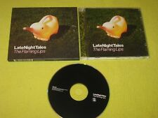 LateNightTales The Flaming Lips CD Album ft Aphex Twin Brian Eno Lush Bjork