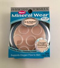 Physicians Formula Mineral Wear Transculent Healthy Glow Flawless Finish