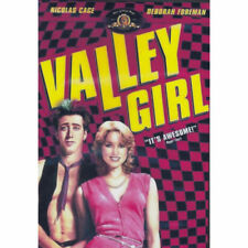 Valley Girl DVD New and Sealed Australia All Regions