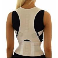 Chaleco Ortopedico Para Postura Correcta de Columna y Espalda Alivia el Dolor