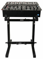 Rockville Portable Adjustable Stand For PRESONUS Studiolive SL-1602 16.0.2 Mixer