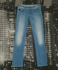 G-STAR RAW Damen Jeans W30 L33 hosengröße 40 Modell MIDGE STRAIGHT WMN