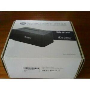 iDsonix Super Speed USB 3.0 SATA Hard Drive Docking Station