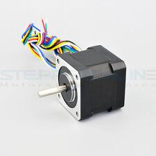 Unipolar Nema 17 Stepper 0.4A 37oz.in/26Ncm 12V Stepper Motor DIY CNC 3D Printer