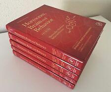 Hormones, Brain and Behavior, Third Edition (Pfaff, Joels) Five Volume Set