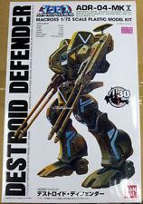 Bandai Gundam Macross Robotech 1/72 Destroid Defender