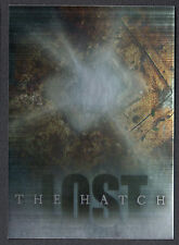 "LOST SEASON 1 (Inkworks/2005) ""THE HATCH"" CASE LOADER CARD #CL1"