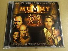 SOUNDTRACK CD / THE MUMMY RETURNS