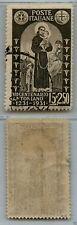 REGNO - 1931 - U - 5 lire + 2,50 lire VII centenario Antoniano (298)