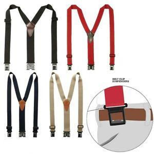 Dickies Men's Perry Y-Back Adjustable Suspender