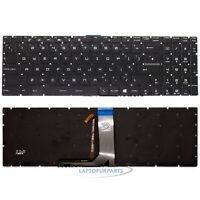 Replacement For MSI WS60 GE62 6QC 6QD 6QF 6QL GE72 Notebook Keyboard Backlit UK