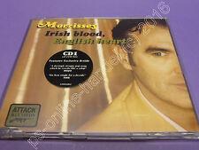 "5"" Single CD Morrissey - Irish blood English heart (I-344) 2 Tracks EU 2004"