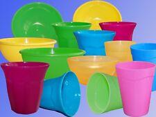Trinkbecher, Müsli Schale, Kinder Becher Schälchen Tasse, Plastik Becher