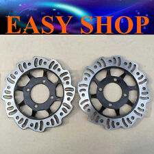 Front + Rear Brake Rotor Disc Caliper 125cc 150cc 250cc Dirt Pit Pro ATV Bike