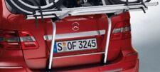 Mercedes-Benz original Heckfahrradträger für 2 Fahrräder W245