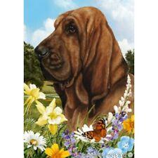 Summer Garden Flag - Bloodhound 180731