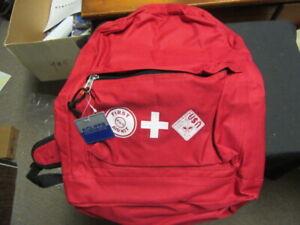 2011 World Jamboree First Aid Kit Backpack, New      pks5