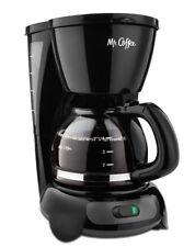 Mr. Coffee Tf5Np 4-Cup Switch Coffee Maker - Black