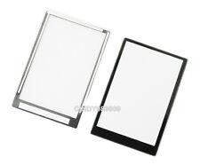 Outer LCD Screen Display Window Glass For Panasonic Lumix DMC- LX3 Repair Part