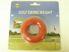 On Course Golf Swing Weight Donut (Warm-Up Practice Device) New