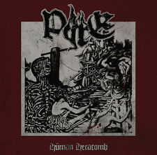 PYRE - Human Hecatomb - CD Digipak - DEATH METAL