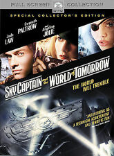 Sky Captain and the World of Tomorrow DVD  (2005) Special Collector's Edition