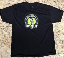 Stay Classy Imgur Giraffe Men's Graphic T Shirt