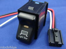 Rocker Switch LED Light Bar Offroad Lighting Jeep TJ Wrangler 1997-2006 NEW