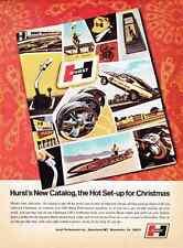 1967-1968-1969 PLYMOUTH BARRACUDA  ~  HEMI UNDER GLASS  ~  COOL HURST AD