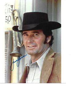 "Hand Signed James Garner ""Maverick/ The Rockford Files"" Actor Autographed W/COA"
