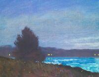 New Lake Reflections Realism Landscape OIL PAINTING ART IMPRESSIONIST Original
