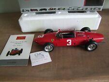 1:18 CMC m-069 FERRARI DINO 156 f1 Sharknose GP Allemagne édition limitée