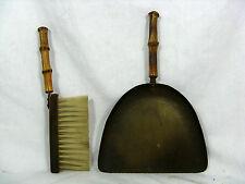 Hein Matten # Bauhaus Schüler Tischbesen Set crump brush set bamboo handles