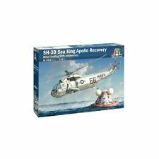 Italeri Ital1433 SH-3D Sea King Apollo Recovery 1/72