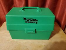 Illustrated Wildlife Treasury 744 Card With Case
