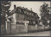 43791) AK Neuglobsow FDGB Ferienobjekt Haus Brandenburg 1968 Stechlin