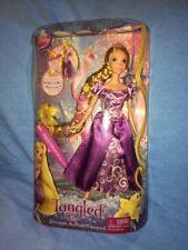 2010 Disney---Tangled Rapunzel Barbie Doll---Decorate & Style Hair---*NEW*