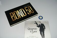 James Bond Collection 1983-2012 (Blu-ray - 11 Disc Set - Box Set) plus FREE
