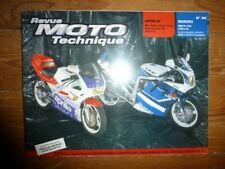 AF1 GSXR1100 Revue Technique moto Aprilia Suzuki Etat - NEUVE PORT 3 Euro Franc