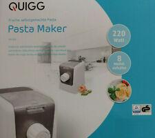 Quigg Pasta Maker Aldi Nudelmaschine 1xgebraucht