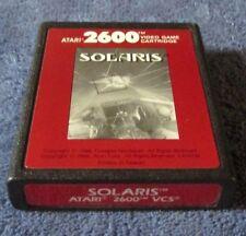Solaris (Atari 2600, 1987)