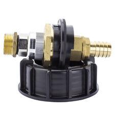 1Stk Tankanschluss für Dieseltank Diesel Pumpe Hof Tank Geruchsverschluss
