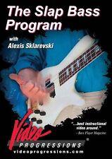 The Slap Bass Program Instructional Bass Dvd New 000320631