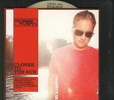 ROBBIE RIVERA Closer To The Sun 10 TRACK REMIX CARDslv CD SINGLE
