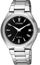 Citizen Eco-Drive Stainless Steel Ladies Watch. 5 ATM. FE6020-56F