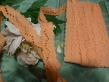 ancien mercerie   3m  ,vétements de poupée   dentelle broderie anglaise,jupon