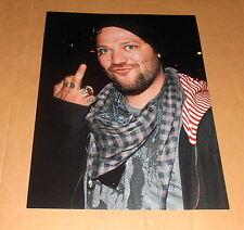 Bam Margera *Jackass, Viva la Bam**, original signiertes Foto in 20x27 cm