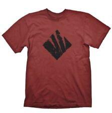 Camisetas de hombre sin marca color principal rojo